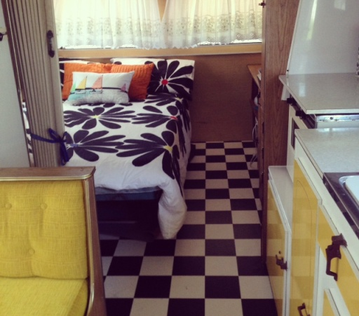 Caravan refurbishment