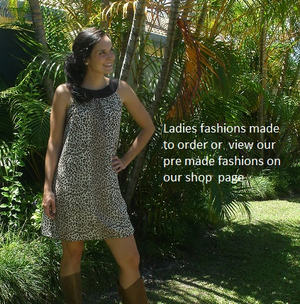 Leopard cocktail dress in chiffon