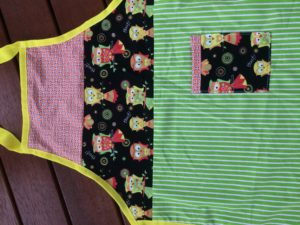 Apron Owls girls or boys