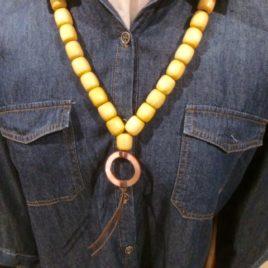 Circle and bead