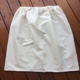 Petticoat Half Slip - Cotton